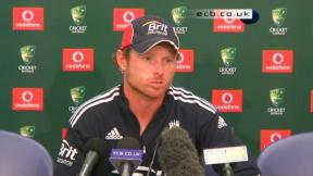 Reaction from Ian Bell in Melbourne