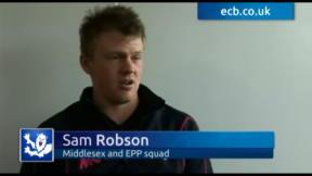 Robson excited about EPP opportunity