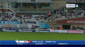1st NatWest Series ODI - Kia Oval - Sri Lanka innings