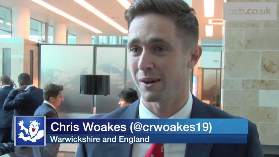 We will give it a real go - Woakes
