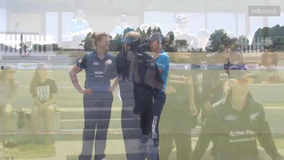 Highlights - England Women's 3rd ODI vs New Zealand in Mount Maunganui