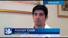 Alastair Cook exclusive - part two