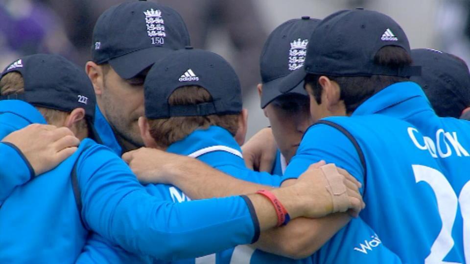 England v Sri Lanka - 3rd ODI - Sri Lanka innings
