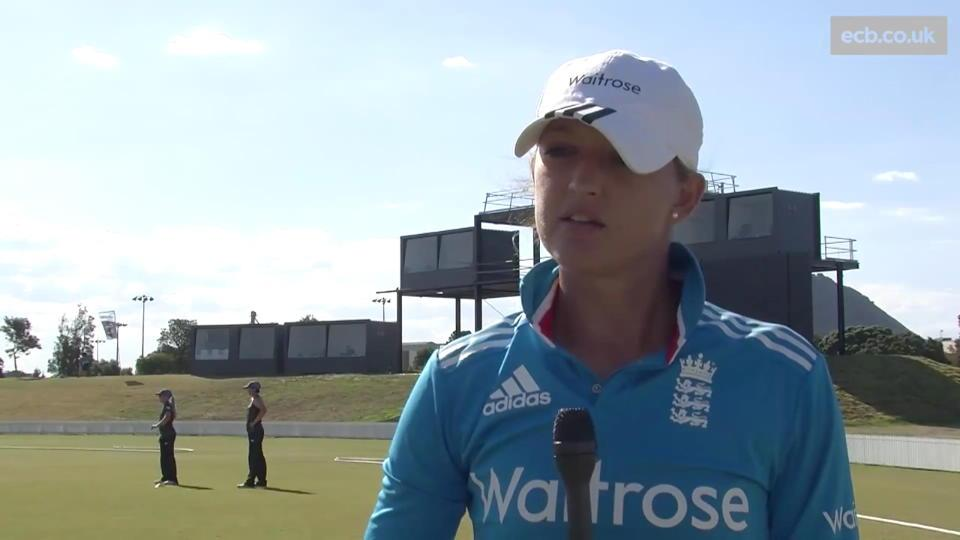 Shrubsole: It was an exceptional team performance in the field