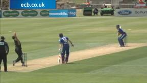Buttler shines in England win