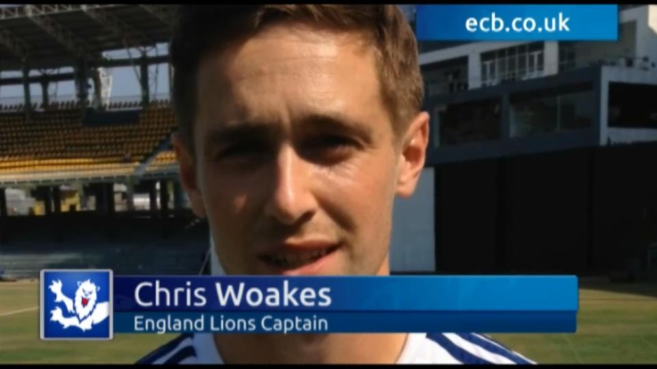 Hard work paid off - Woakes