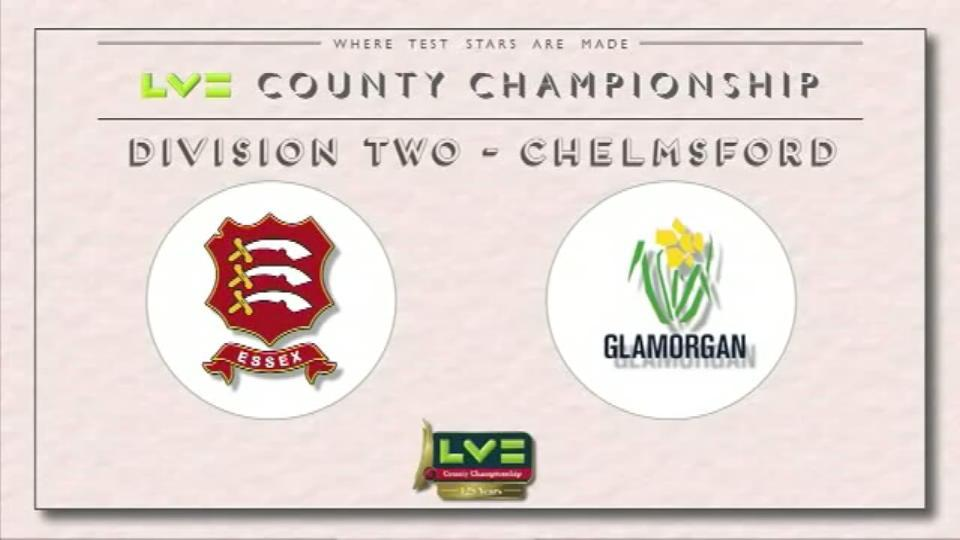 12 July 15: Essex v Glam - Day 1