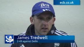 Tredwell takes the positives