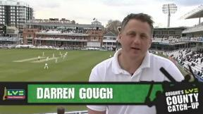 Goughie's LV= County Catch-Up - April