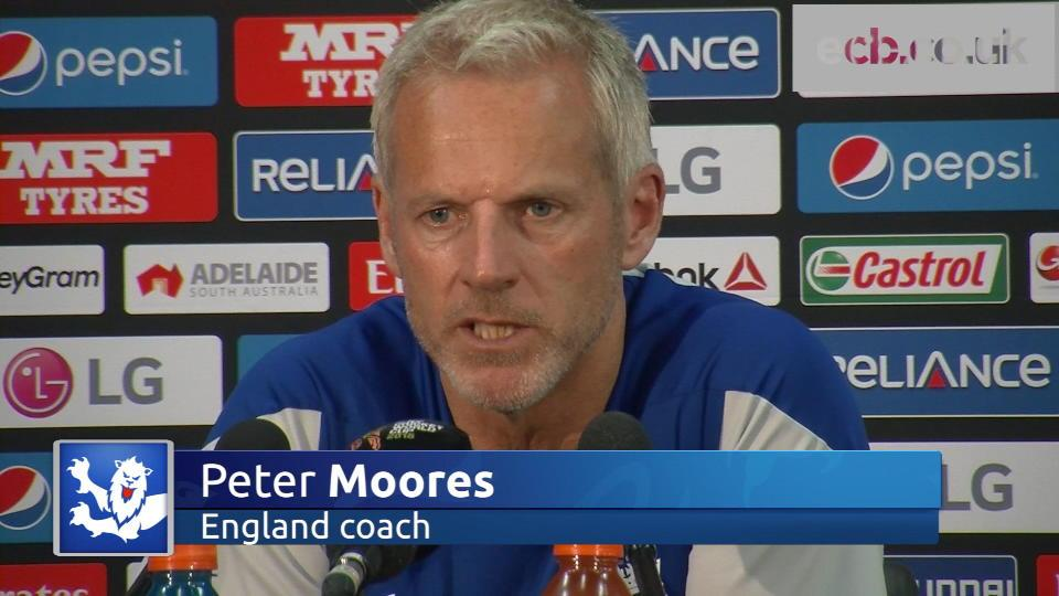 England ready for World Cup challenge - Peter Moores