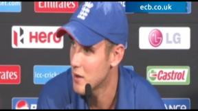 Broad honest about England exit