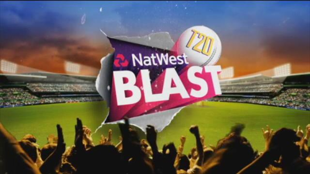 Hampshire v Middlesex - Natwest T20 Blast, Middlesex Innings