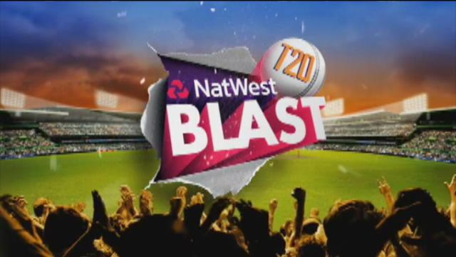 Birmingham Bears v Northants Steelbacks, NatWest T20 Blast, Northants Innings
