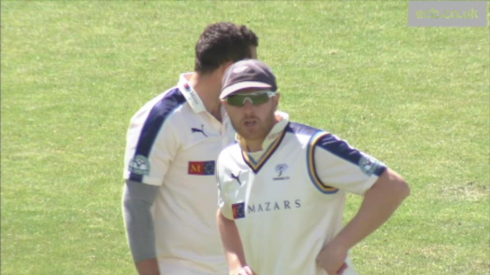 Yorkshire v Hampshire - Day 4