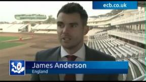 Seamers have crucial role - Anderson