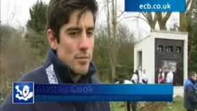 Cook exclusive on big summer ahead