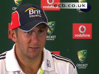 Bresnan caps another good day for England