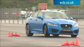 England v Australia driving challenge