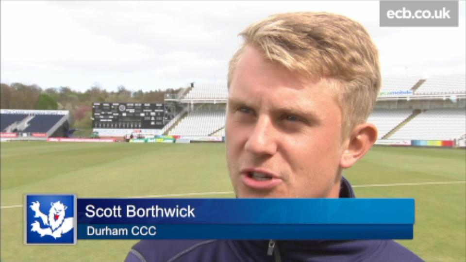Borthwick ensures perfect start