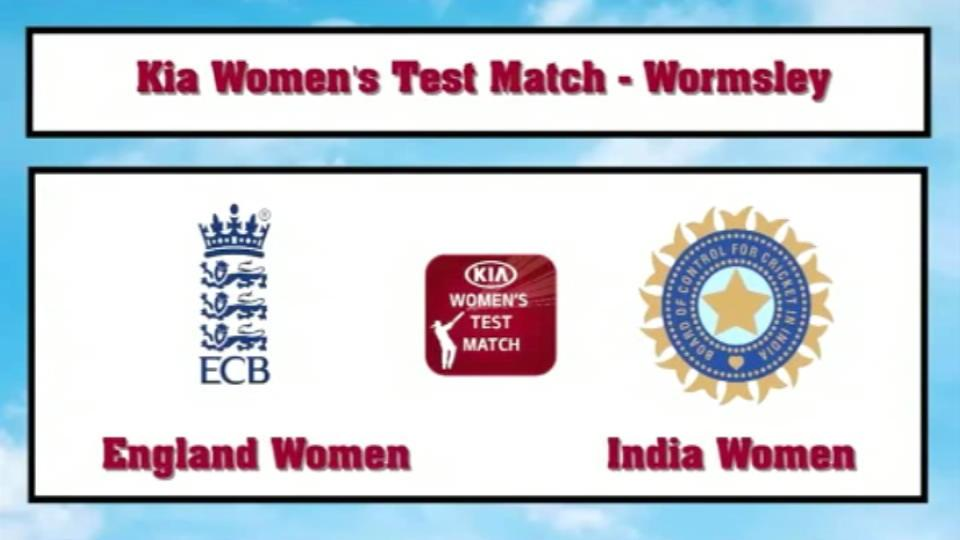 Highlights - England Women v India Women day 4
