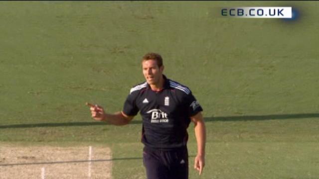 3rd ODI - SCG - Australia innings