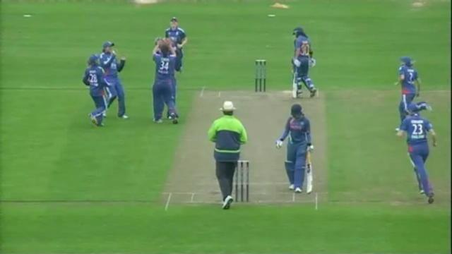 England v India - 2nd Women's ODI - highlights