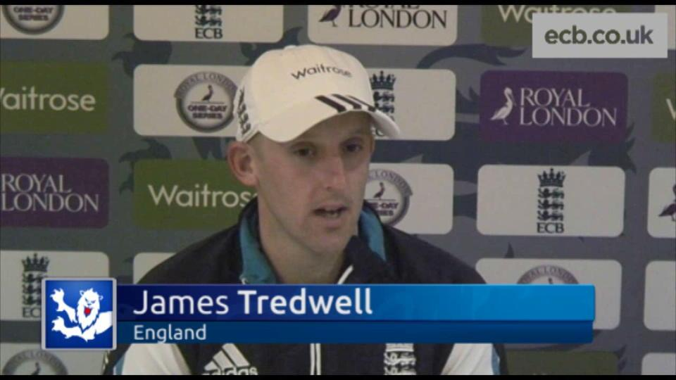 Tredwell targets series win