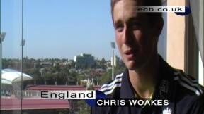 Woakes thrilled with ODI cap
