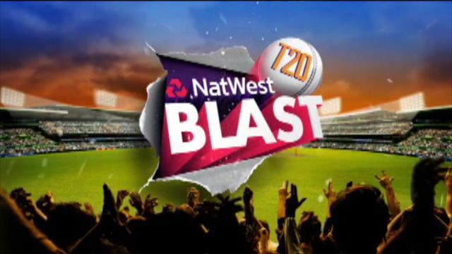 Glamorgan v Hampshire - NatWest T20 Blast , Glamorgan Innings