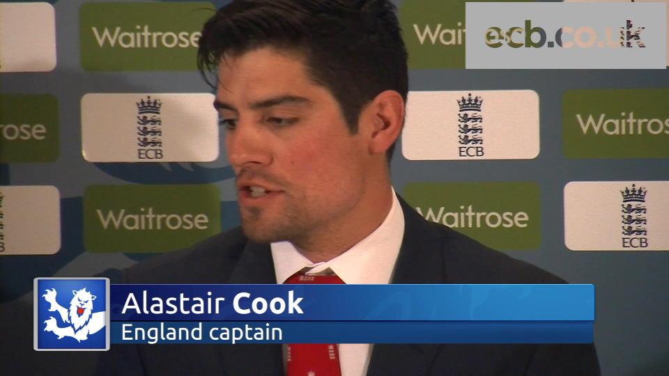 Cook refreshed for West Indies