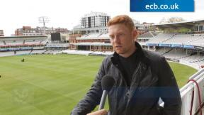 Exclusive: Bairstow recalls great Lord's Test