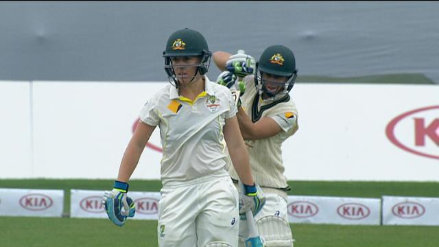 England v Australia - Women's Ashes - Day 3