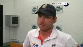 Ashes Exclusive with Ian Bell