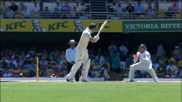 1st Ashes Test, Brisbane – Day 1 Afternoon