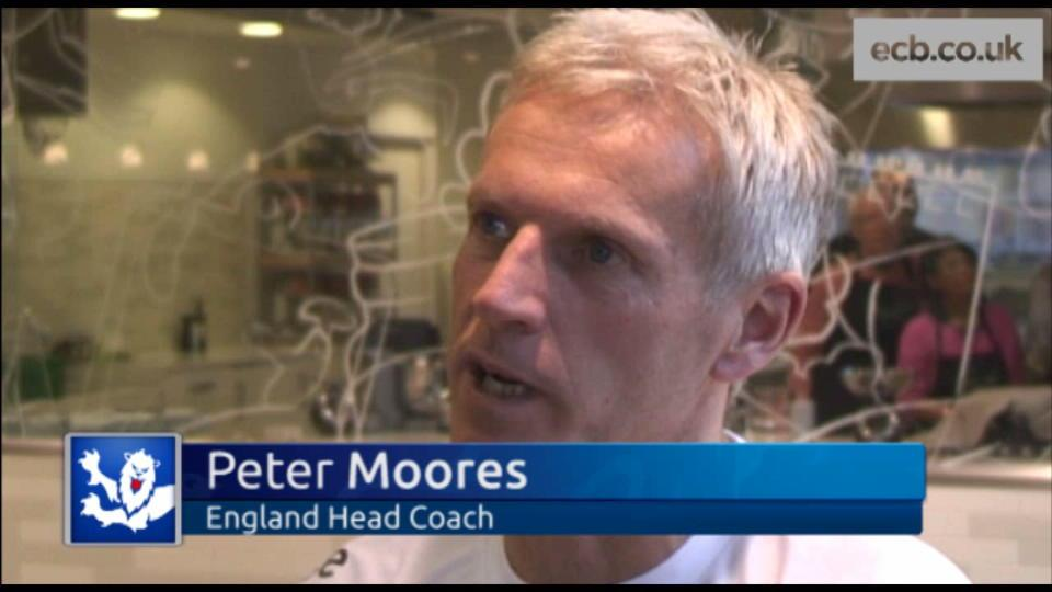 Peter Moores exclusive