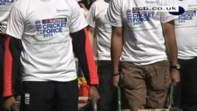 Shahzad lauds NatWest CricketForce