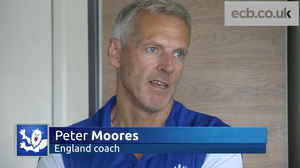 'Performance wasn't good enough' - Peter Moores