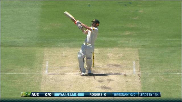 3rd Ashes Test, Perth – Day 3 Afternoon