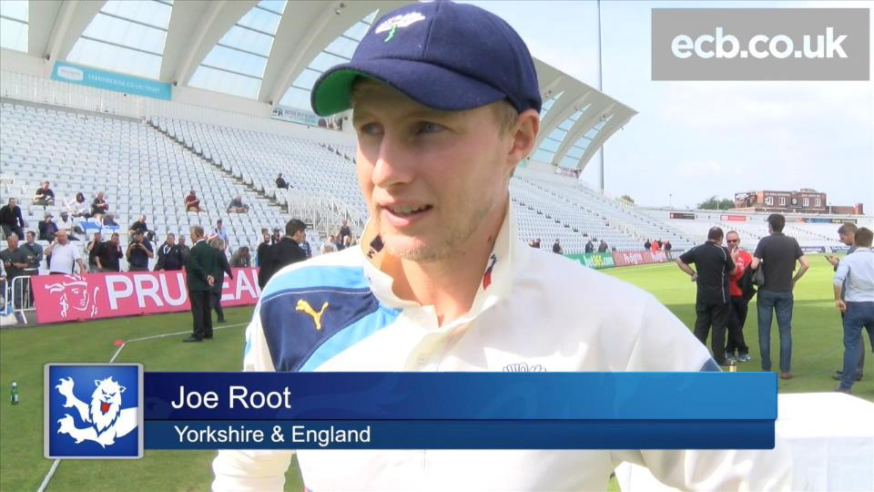 Root hails team effort