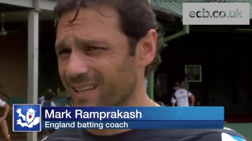 Washout disappointing but England will cope says Ramprakash