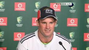 Strauss ready for Brisbane