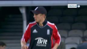 NatWest International T20 - Kia Oval - West Indies innings