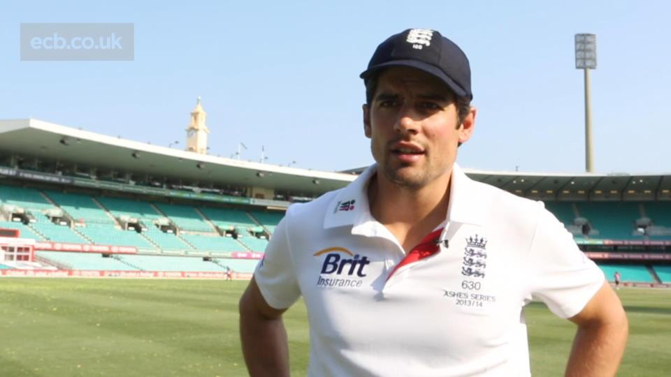 Cook determined to rebuild England