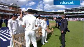 England v New Zealand - 1st Test Highlights, Day 1 AM