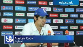 Cook looks ahead to semis challenge