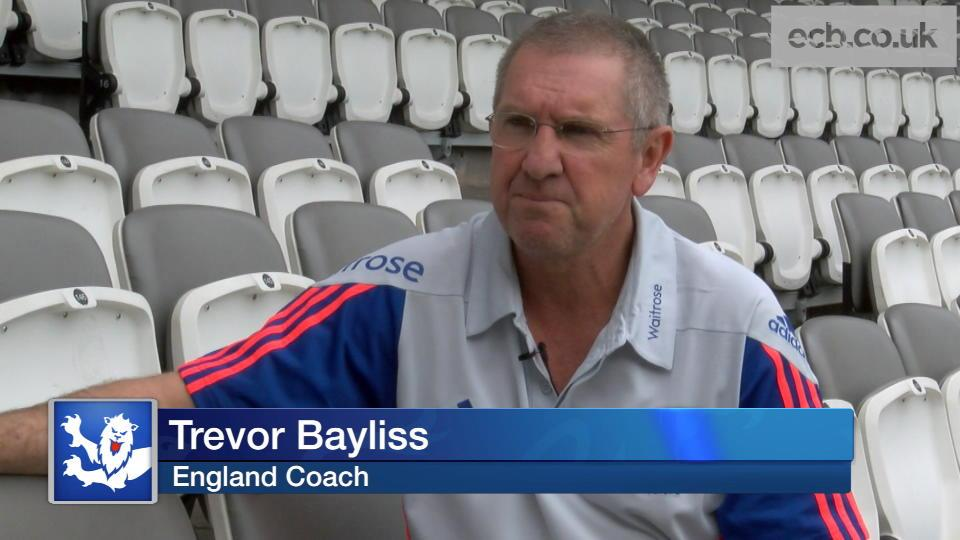 Trevor Bayliss interview