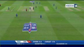 4th NatWest Series ODI - Trent Bridge – England innings