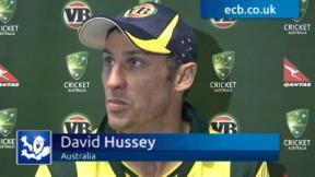 Australia thrash Essex
