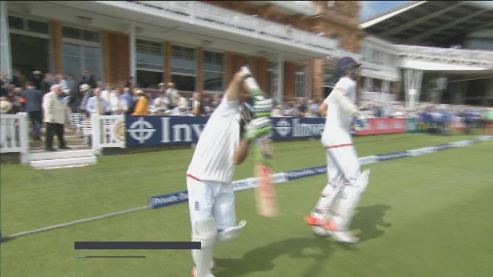 Highlights - England v New Zealand, Day 2