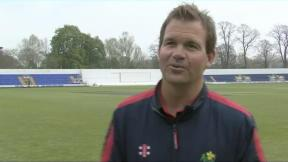 Fresh start for Glamorgan